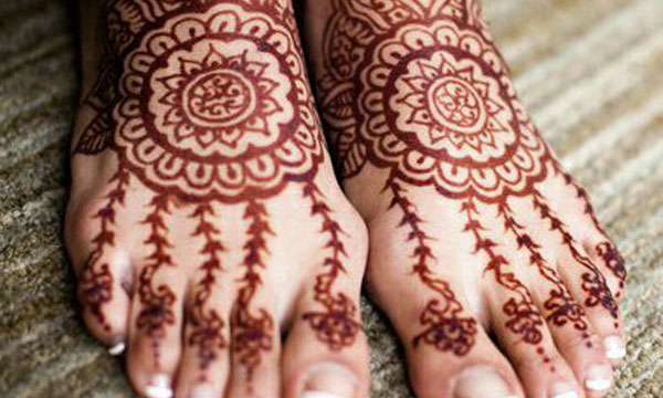 Professional Henna Tattoos